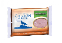Natures Menu - Chicken & Liver - 400G